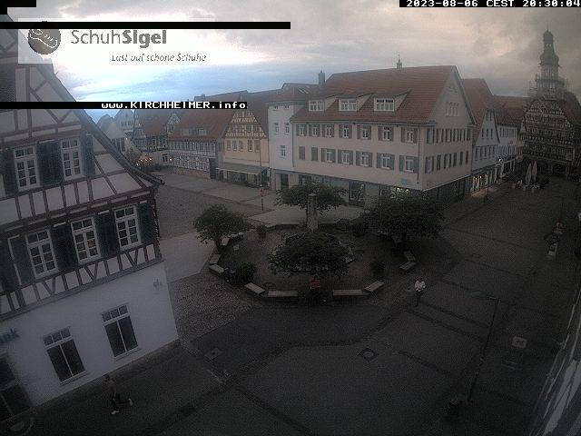 Webcam Nürtingen