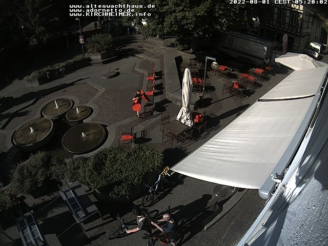 webcam wachthaus